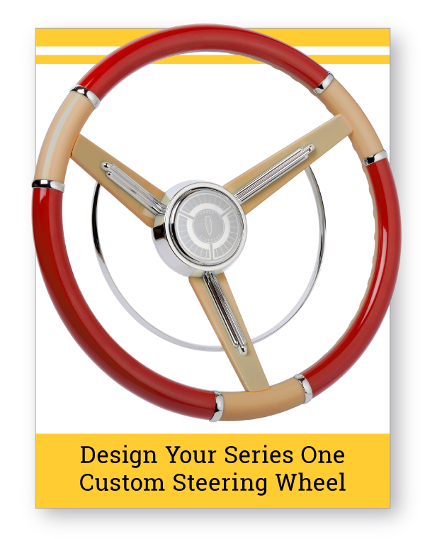 Series One Custom Steering Wheel Builder